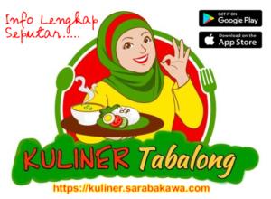 Wisata Kuliner  #AyoKeTabalong
